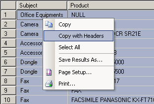 SSMS - Copy with Headers